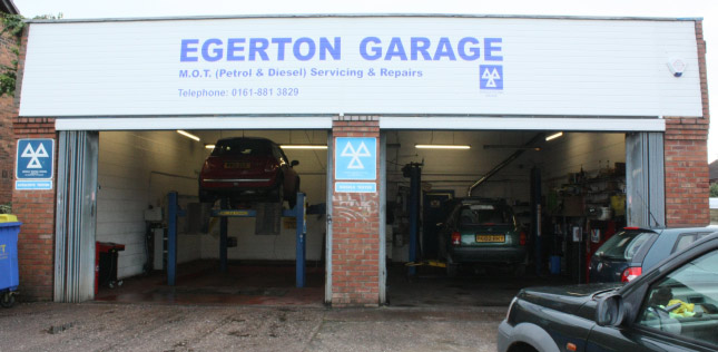 Photo of Egerton Garage